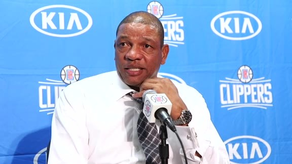 Post-Game Sound | Doc Rivers (11.05.18)