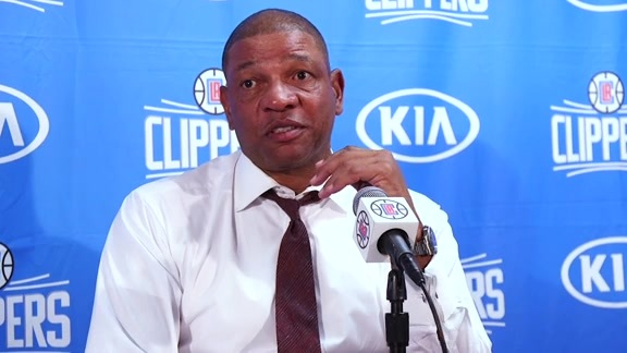 Post-Game Sound | Doc Rivers (11.10.18)