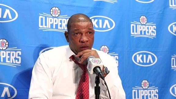 Post-Game Sound | Doc Rivers (11.12.18)