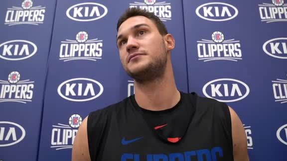 Media Availability | Danilo Gallinari (11.14.18)