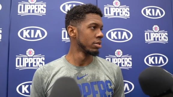 Media Availability | Tyrone Wallace (11.14.18)