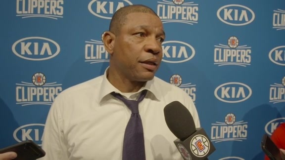 Post-Game Sound | Doc Rivers (11.25.18)