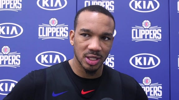 Media Availability | Avery Bradley (11.28.18)
