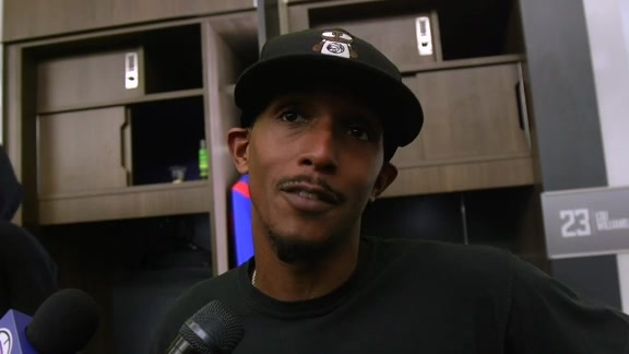 Post-Game Sound | Lou Williams (11.28.18)