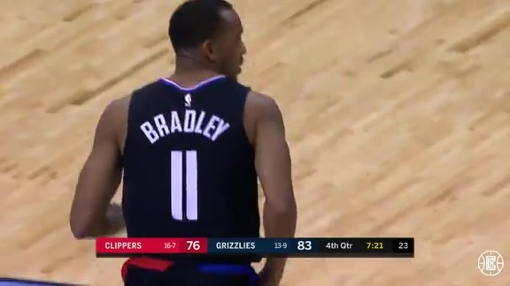 Highlights | Clippers vs. Grizzlies (12.05.18)