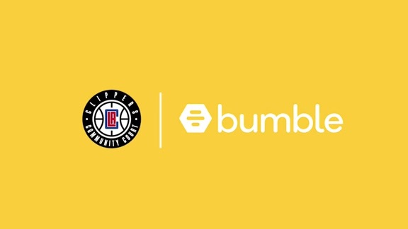 Introducing Clippers Community Courts x Bumble