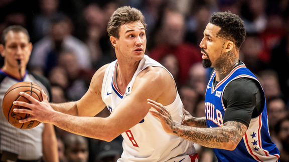 Highlights | Clippers vs. 76ers (1.1.19)