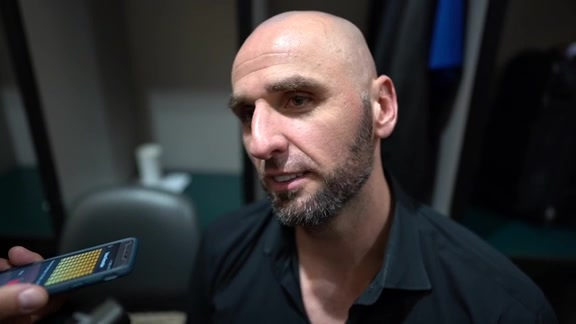 Post-Game Sound | Marcin Gortat (1.4.19)