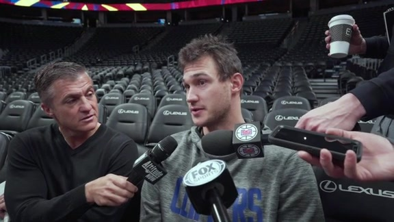 Media Availability | Danilo Gallinari (1.10.19)