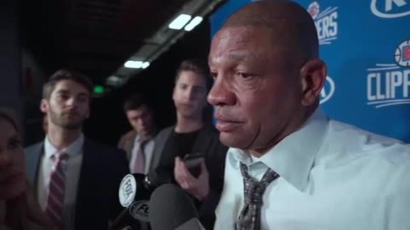 Post-Game Sound   Doc Rivers (1.10.19)