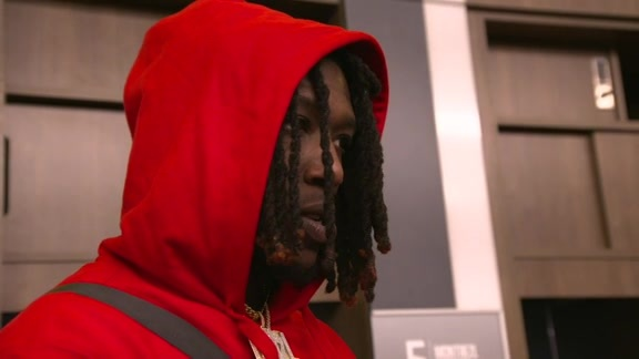 Post-Game Sound | Montrezl Harrell (1.12.19)
