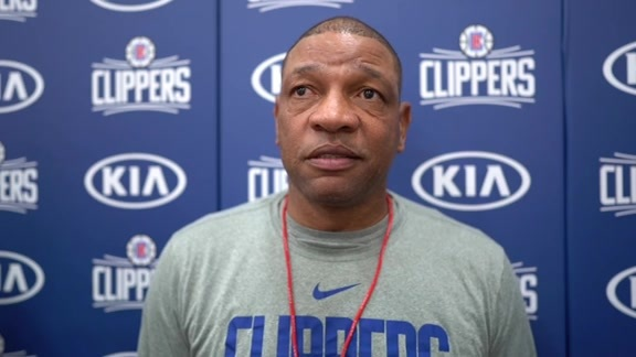 Media Availability | Doc Rivers (1.13.19)