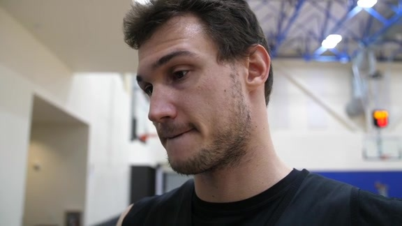 Media Availability | Danilo Gallinari (1.14.19)