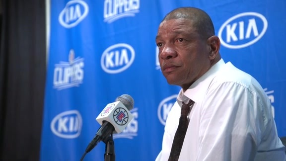 Post-Game Sound | Doc Rivers (1.14.19)