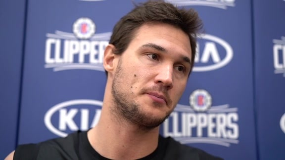 Media Availability | Danilo Gallinari (1.15.19)