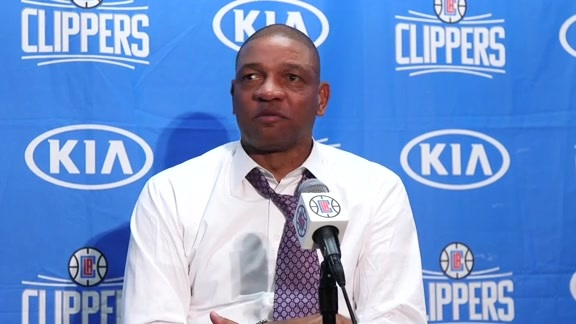 Post-Game Sound | Doc Rivers (1.18.19)