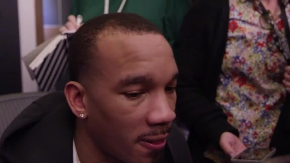 Post-Game Sound | Avery Bradley (1.28.19)
