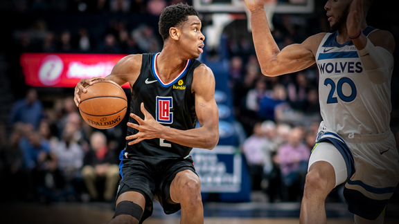 Highlights | Clippers vs. Timberwolves (2.11.19)