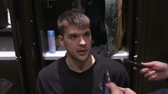 Post-Game Sound   Ivica Zubac (2.11.19)