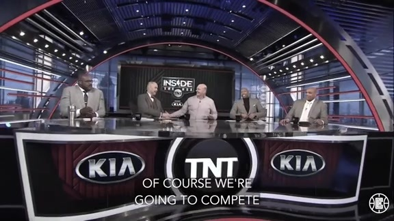 Behind-the-Scenes | Steve Ballmer on Inside the NBA