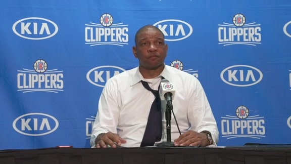 Post-Game Sound | Doc Rivers (3.8.19)