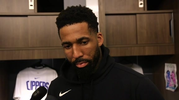 Post-Game Sound | Wilson Chandler (3.12.19)