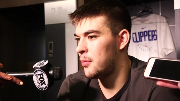 Post-Game Sound | Ivica Zubac (3.15.19)