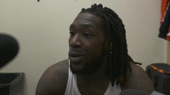 Post-Game Sound | Montrezl Harrell (3.24.19)