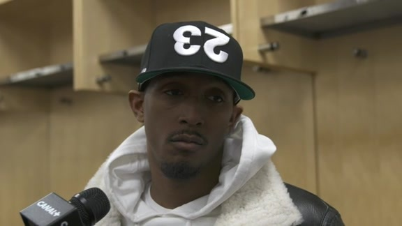 Post-Game Sound | Lou Williams (3.24.19)