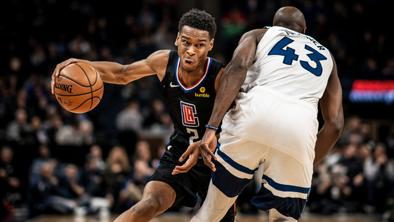 Highlights | Clippers vs. Timberwolves (3.26.19)