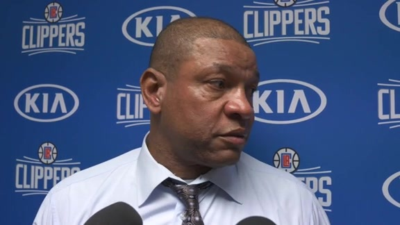 Post-Game Sound | Doc Rivers (3.26.19)