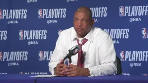 Post-Game Sound | Doc Rivers (4.13.19)