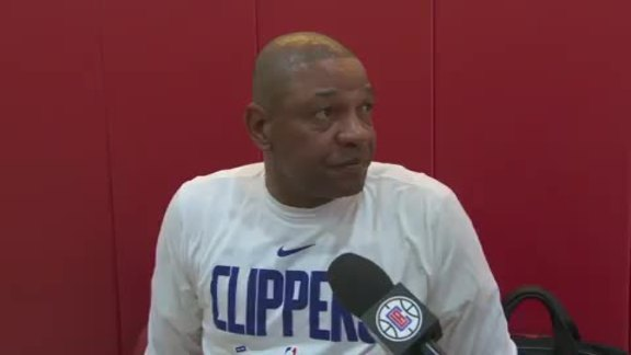 Media Availability | Doc Rivers (4.15.19)