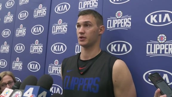 Media Availability | Danilo Gallinari (4.18.19)