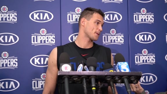 Media Availability | Danilo Gallinari (4.20.19)