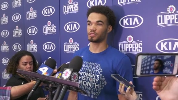 Media Availability | Jerome Robinson (4.23.19)