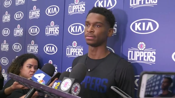 Media Availability | Shai Gilgeous-Alexander (4.23.19)