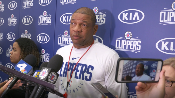 Media Availability | Doc Rivers (4.23.19)