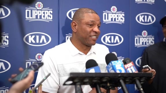 Media Availability | Doc Rivers (4.25.19)