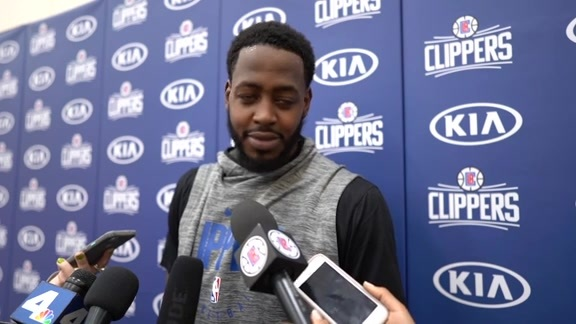 Media Availability | JaMychal Green (4.26.19)