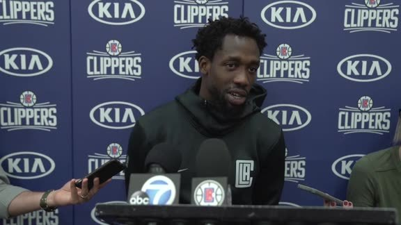 Exit Interview | Patrick Beverley (4.27.19)