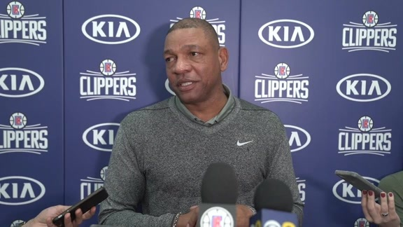 Exit Interview | Doc Rivers (4.27.19)
