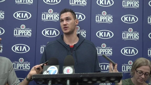 Exit Interview | Danilo Gallinari (4.27.19)