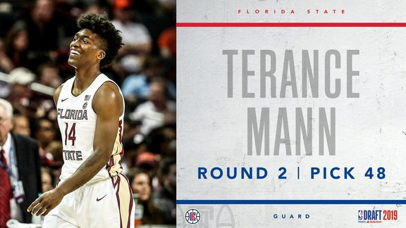 Welcome to L.A. | Terance Mann Draft Mixtape