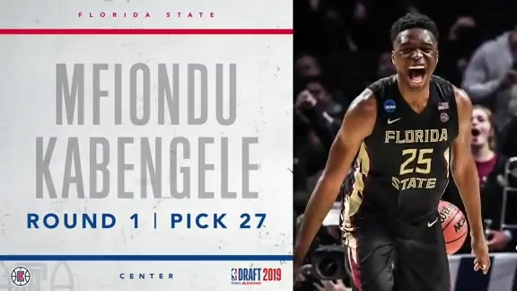 Welcome to L.A. | Mfiondu Kabengele Draft Mixtape