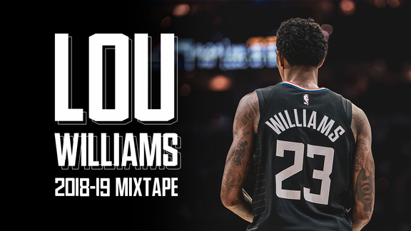 Lou Williams 2018-19 Sixth Man of the Year Mixtape