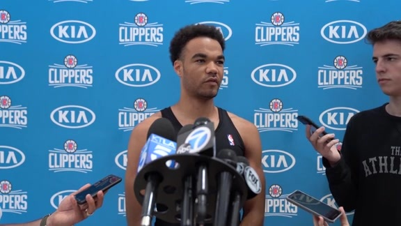 Media Availability | Jerome Robinson (7.1.19)