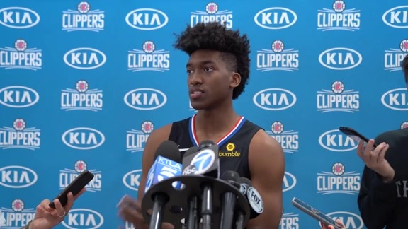 Media Availability | Terance Mann (7.1.19)