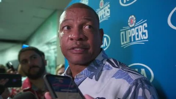 Post-Game Sound | Doc Rivers (10.03.19)