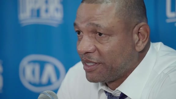 Post-Game Sound | Doc Rivers (10.13.19)